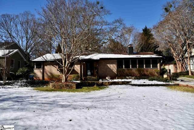 231 E Avondale Drive, Greenville, SC 29609 (#1436921) :: Parker Group