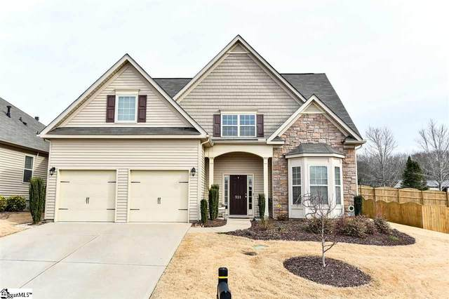 321 Marchfield Court, Simpsonville, SC 29681 (#1436922) :: Hamilton & Co. of Keller Williams Greenville Upstate