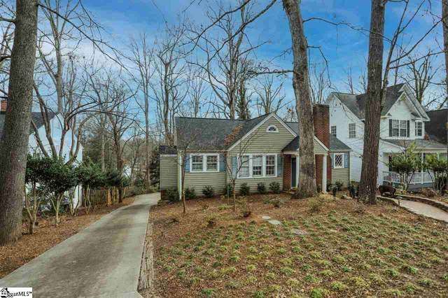 222 E Augusta Place, Greenville, SC 29605 (#1436943) :: J. Michael Manley Team