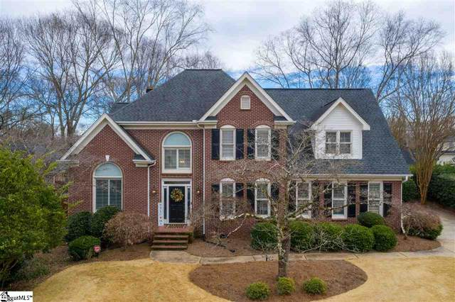 116 Gilderview Drive, Simpsonville, SC 29681 (#1436962) :: Coldwell Banker Caine