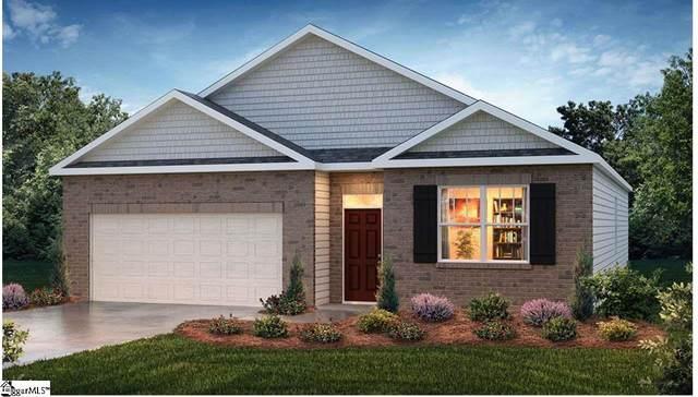 480 Bucky Drive, Woodruff, SC 29388 (#1436966) :: Hamilton & Co. of Keller Williams Greenville Upstate