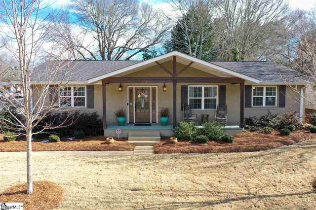 611 Parkins Mill Road, Greenville, SC 29607 (#1436988) :: Coldwell Banker Caine