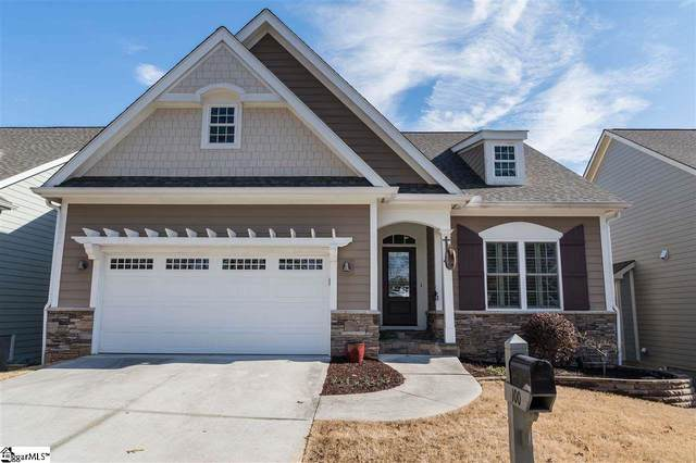 100 Pebble Creek Drive, Taylors, SC 29687 (#1436994) :: Coldwell Banker Caine