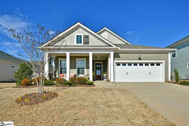 34 Novelty Drive, Greer, SC 29651 (#1436997) :: Coldwell Banker Caine