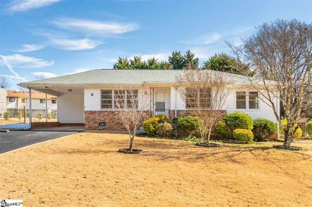 3 Azalea Court, Greenville, SC 29615 (#1437039) :: Expert Real Estate Team