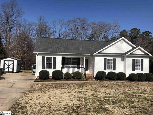 611 Delward Way, Greer, SC 29651 (#1437075) :: Coldwell Banker Caine