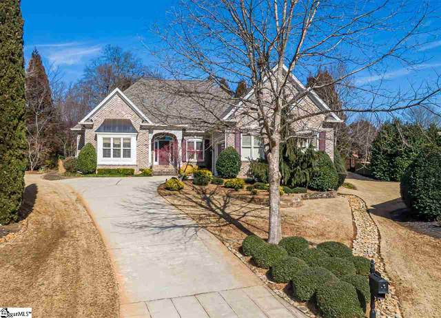 309 Hammett's Glen Way, Greer, SC 29650 (#1437087) :: Coldwell Banker Caine