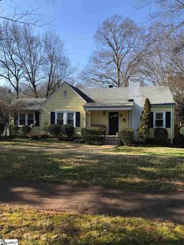 25 Arcadia Drive, Greenville, SC 29609 (#1437094) :: Coldwell Banker Caine