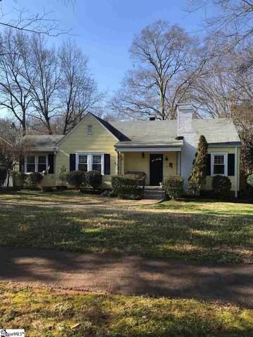 25 Arcadia Drive, Greenville, SC 29609 (#1437094) :: The Haro Group of Keller Williams