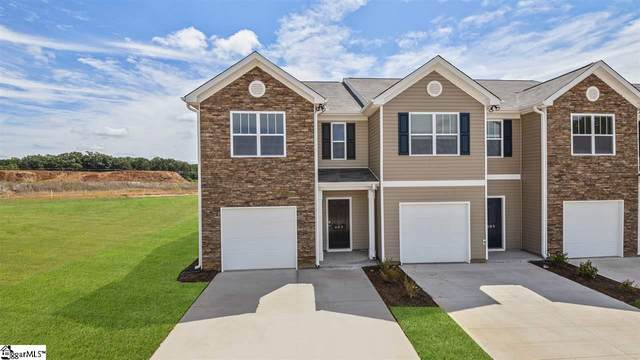 1340 Wunder Way Lot 117, Boiling Springs, SC 29316 (#1437099) :: Coldwell Banker Caine