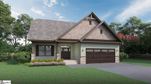 345 Half Rock Circle Lot 15, Lyman, SC 29365 (#1437101) :: Hamilton & Co. of Keller Williams Greenville Upstate