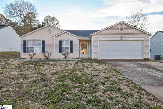 39 Reedy River Way, Greenville, SC 29605 (#1437106) :: Expert Real Estate Team