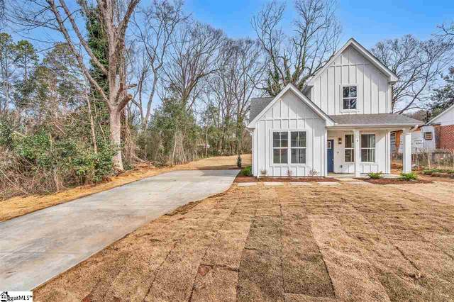 4 Plum Drive, Greenville, SC 29605 (#1437116) :: J. Michael Manley Team