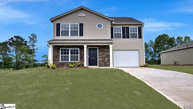1209 Murdock Circle Lot 17, Woodruff, SC 29388 (#1437133) :: Expert Real Estate Team