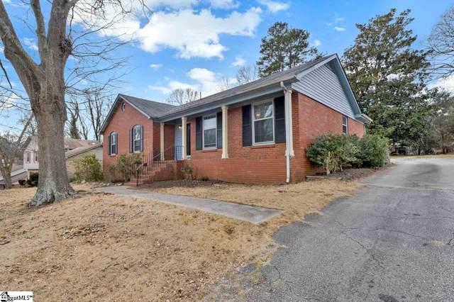 219 Fieldcrest Lane, Spartanburg, SC 29301 (#1437150) :: Hamilton & Co. of Keller Williams Greenville Upstate