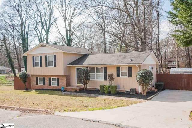 107 Bentbrush Drive, Simpsonville, SC 29680 (#1437157) :: Expert Real Estate Team