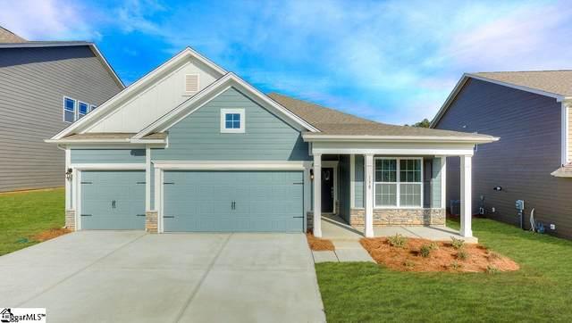 610 Elwood Drive Lot 66, Duncan, SC 29334 (#1437171) :: Expert Real Estate Team