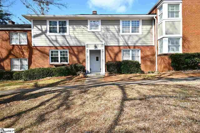 100 Lewis Drive 12D, Greenville, SC 29605 (#1437179) :: Hamilton & Co. of Keller Williams Greenville Upstate