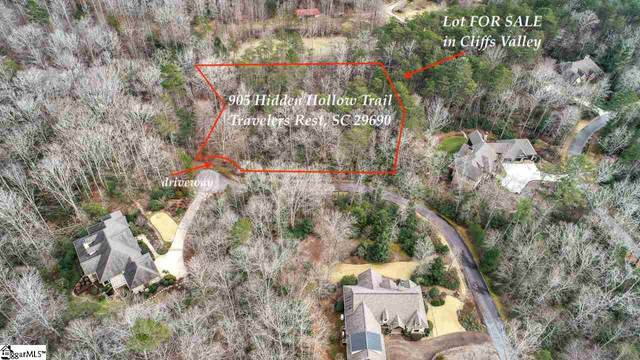 905 Hidden Hollow Trail, Travelers Rest, SC 29690 (#1437195) :: The Haro Group of Keller Williams