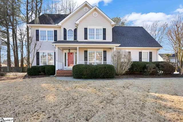 206 Kinard Way, Simpsonville, SC 29681 (#1437210) :: Expert Real Estate Team