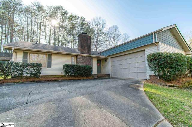 1502 Winding Way, Taylors, SC 29687 (#1437232) :: The Toates Team
