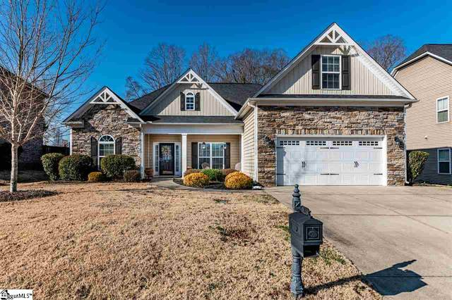 121 Moorgate Drive, Simpsonville, SC 29681 (#1437236) :: Coldwell Banker Caine