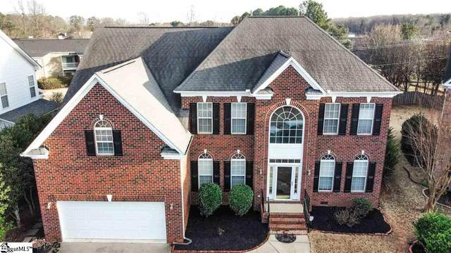 1118 Carriage Park Circle, Greer, SC 29650 (#1437237) :: Hamilton & Co. of Keller Williams Greenville Upstate