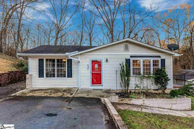 317 Lakecrest Road, Anderson, SC 29625 (#1437261) :: The Haro Group of Keller Williams