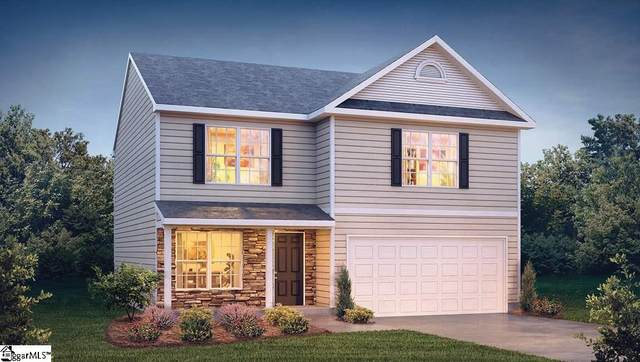 460 Bucky Drive, Woodruff, SC 29388 (#1437316) :: Hamilton & Co. of Keller Williams Greenville Upstate