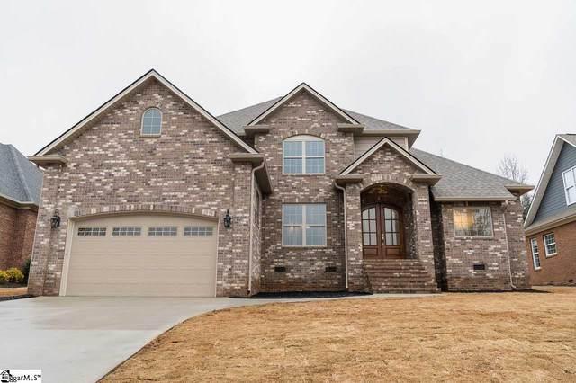 357 S Woodfin Ridge Drive, Inman, SC 29349 (#1437347) :: Hamilton & Co. of Keller Williams Greenville Upstate