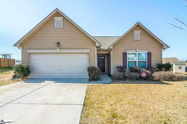 55 Altamira Way, Simpsonville, SC 29680 (#1437351) :: Coldwell Banker Caine