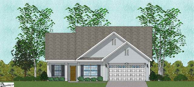 194 Crisp Cameo Court Lot 30, Greer, SC 29651 (#1437386) :: Coldwell Banker Caine