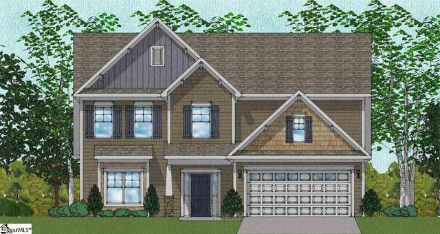 182 Crisp Cameo Court Lot 33, Greer, SC 29651 (#1437387) :: Coldwell Banker Caine