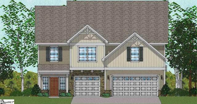 186 Crisp Cameo Court, Greer, SC 29651 (#1437389) :: Coldwell Banker Caine