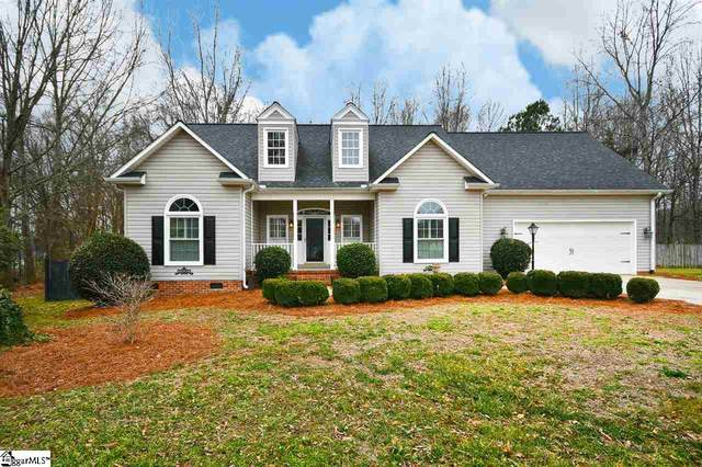 8 Tolland Court, Simpsonville, SC 29681 (#1437439) :: Coldwell Banker Caine