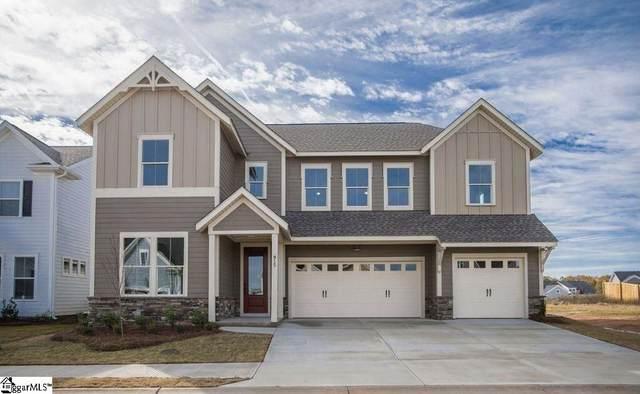 915 Berwick Drive, Simpsonville, SC 29681 (#1437441) :: Expert Real Estate Team