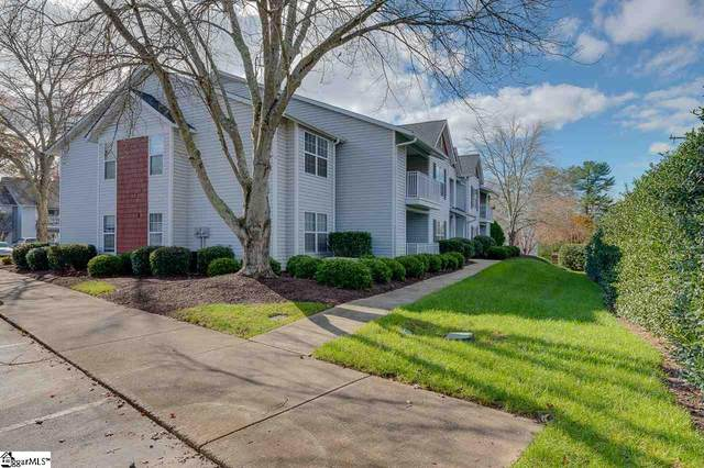 4614 Old Spartanburg Road Unit 16, Taylors, SC 29687 (#1437444) :: DeYoung & Company