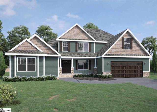 113 Draw Bridge Court Lot 46, Greer, SC 29651 (#1437483) :: The Haro Group of Keller Williams