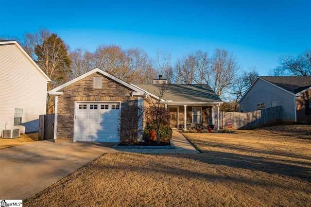 109 Hawkesbury Road, Simpsonville, SC 29681 (#1437527) :: Hamilton & Co. of Keller Williams Greenville Upstate