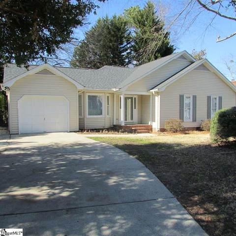 210 Spring View Lane, Taylors, SC 29687 (#1437534) :: Green Arc Properties