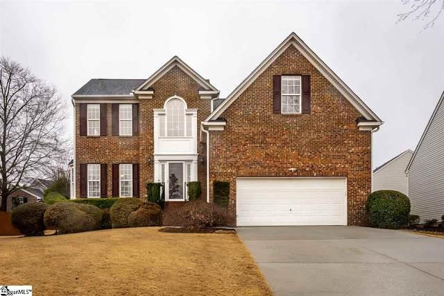 14 Annenberg Lane, Greer, SC 29650 (#1437537) :: Expert Real Estate Team
