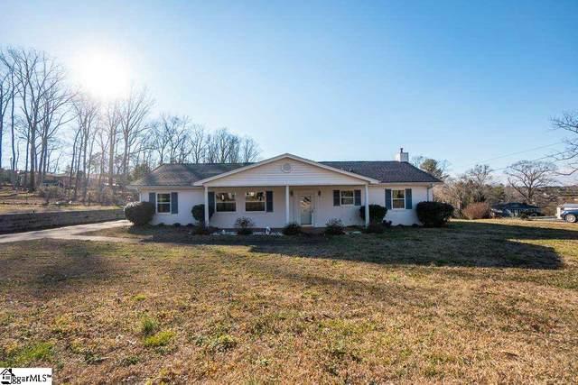 115 Dogwood Drive, Greer, SC 29651 (#1437538) :: Hamilton & Co. of Keller Williams Greenville Upstate