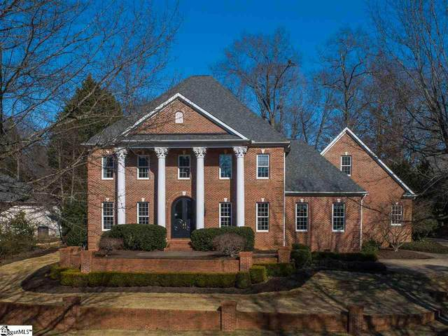 301 Thornblade Boulevard, Greer, SC 29650 (#1437557) :: Hamilton & Co. of Keller Williams Greenville Upstate