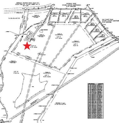 130 Orchard Drive, Moore, SC 29369 (#1437558) :: Hamilton & Co. of Keller Williams Greenville Upstate