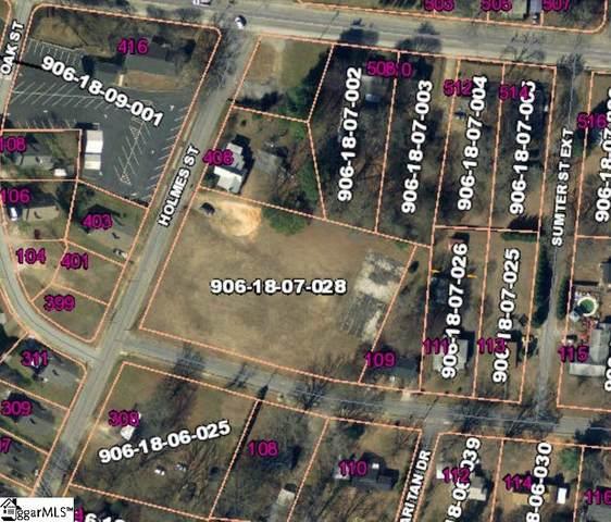 Holmes Street, Laurens, SC 29360 (#1437573) :: The Haro Group of Keller Williams