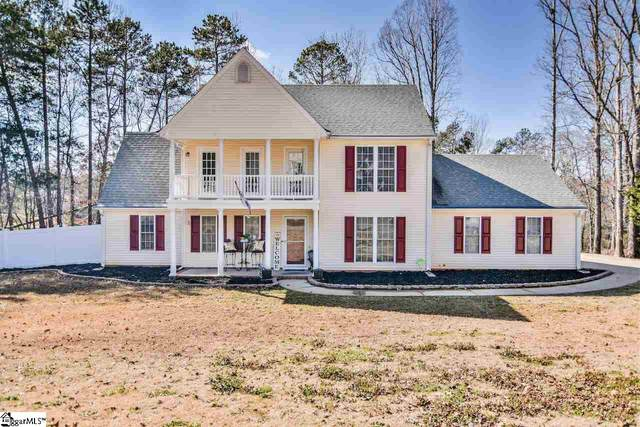 311 Stone Briar Lane, Easley, SC 29642 (#1437578) :: Hamilton & Co. of Keller Williams Greenville Upstate