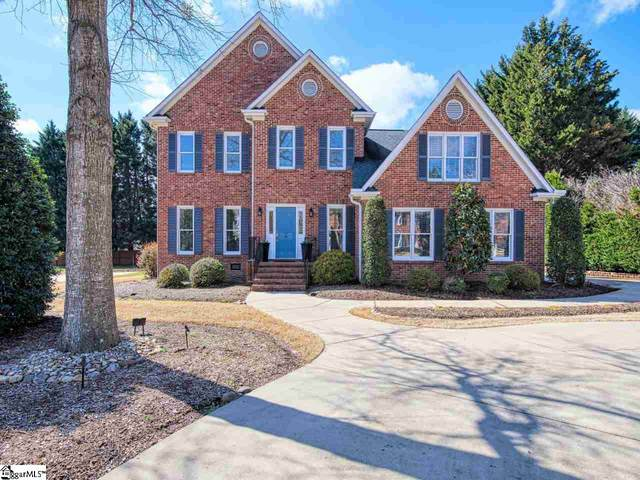 8 Squires Meadow Court, Simpsonville, SC 29681 (#1437600) :: The Haro Group of Keller Williams