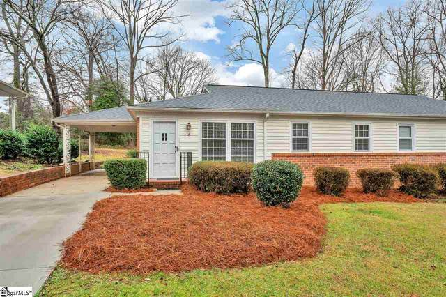18 Twelve Oaks Terrace, Greenville, SC 29615 (#1437623) :: Modern