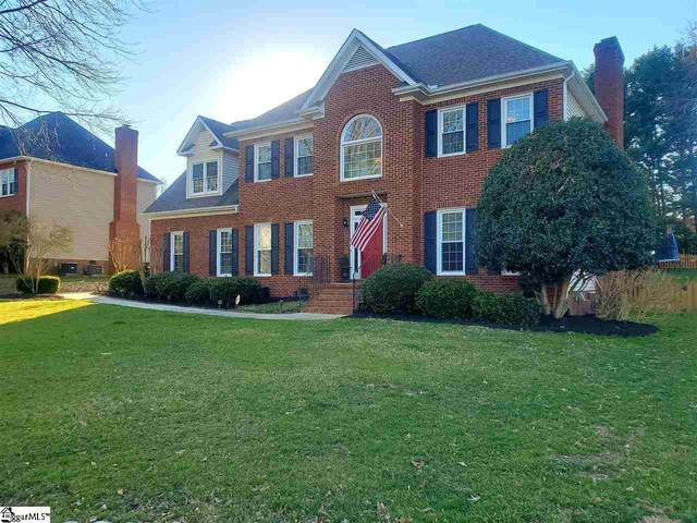 205 Worchester Place, Simpsonville, SC 29680 (#1437640) :: DeYoung & Company