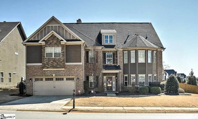17 Fort Drive, Simpsonville, SC 29681 (#1437643) :: DeYoung & Company